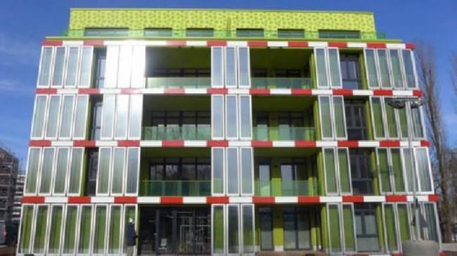 Tòa nhà năng lượng tảo