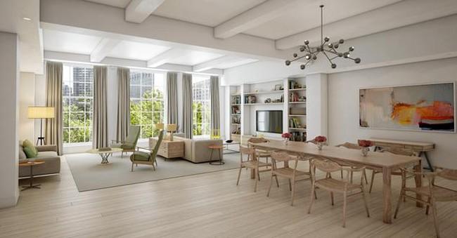 Ngắm căn hộ trị giá 10.5 triệu USD của con gái cựu Tổng thống Clinton