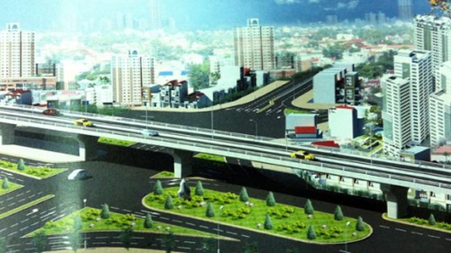 Chủ tịch Hà Nội: Cần thiết xây cầu vượt qua nút giao Ô Chợ Dừa