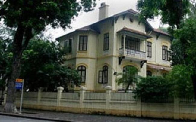 """""""Choáng"""" giá thuê nhà biệt thự cổ 400-600 triệu đồng/tháng"""