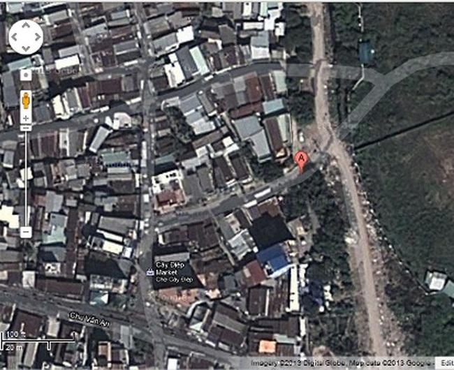Choáng với những ngôi nhà tí hon giữa Sài Thành