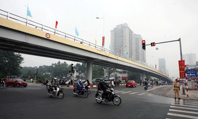 Xây cầu vượt nối phố Trần Nguyên Hãn với Chương Dương Độ