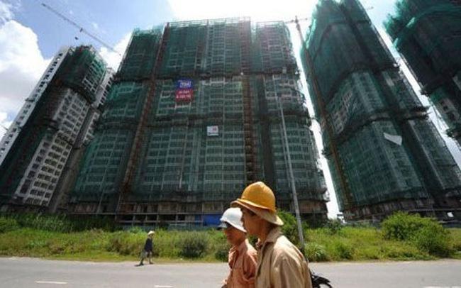 Tồn kho bất động sản tiếp tục tăng cao