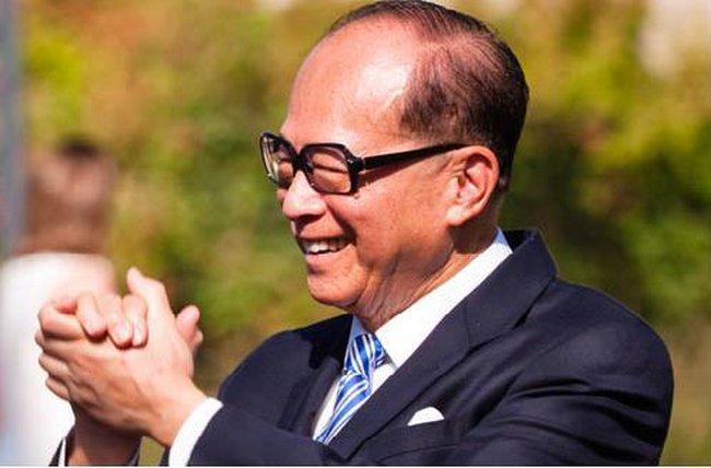 Chuyện tỷ phú: 'Trùm' bất động sản Li Ka Shing - Người giàu nhất châu Á