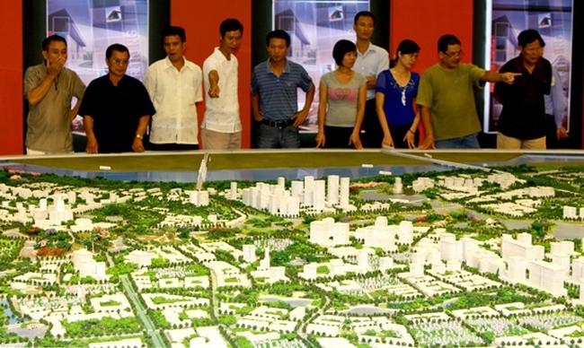 Tập trung tháo gỡ vướng mắc quy hoạch Thủ đô