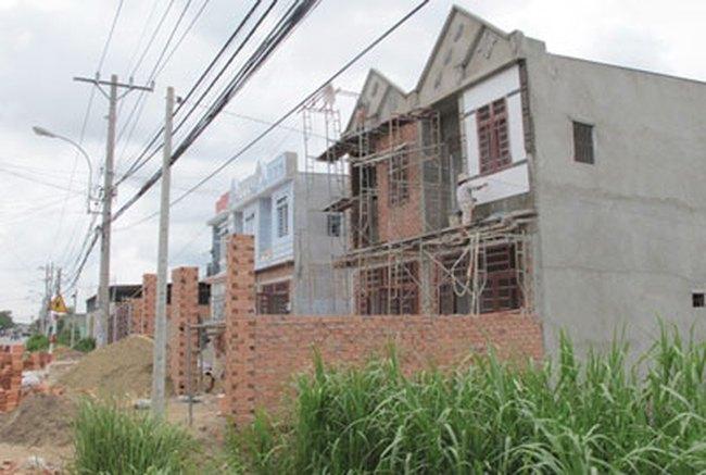 """Biến tướng nhà xây không phép: Nở rộ nhà """"ba chung"""""""
