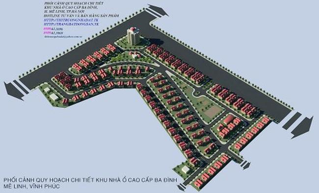 Hà Nội: Thêm một dự án nhà ở được đi tiếp