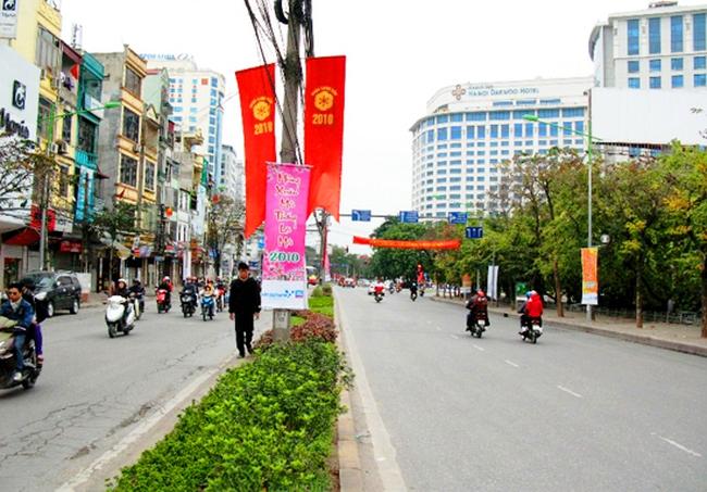 Bàn giao mặt bằng đường Trần Phú-Kim Mã trong tháng 9