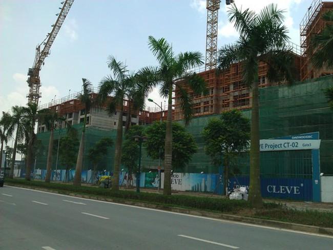 """Cận cảnh tiến độ hàng loạt dự án đầy """"tai tiếng"""" tại quận Hà Đông (Phần 2)"""