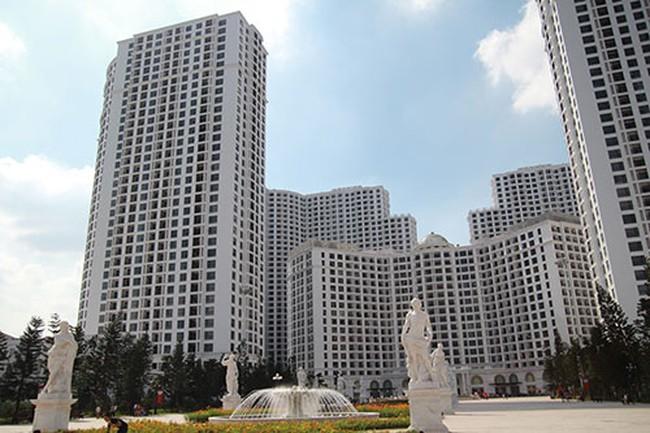 Phải có 15% tổng mức đầu tư mới được xây đô thị mới