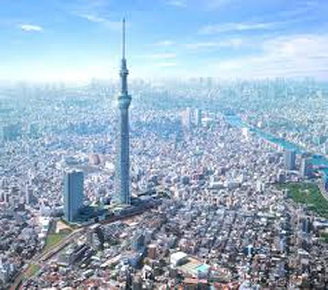 Sức hút mạnh mẽ từ BĐS nhà ở tại Tokyo