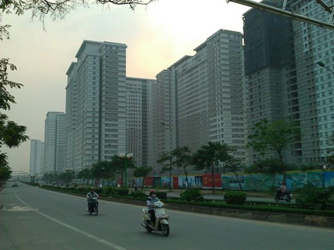 Cận cảnh hàng loạt dự án đã hoàn thiện khu vực Hà Đông