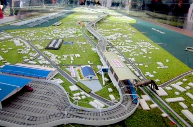 Công bố Quy hoạch khu Depot tuyến đường sắt đô thị số 2