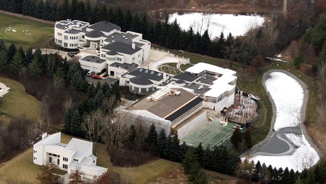 Đột nhập dinh thự siêu sang hơn 500 tỷ đồng của Michael Jordan