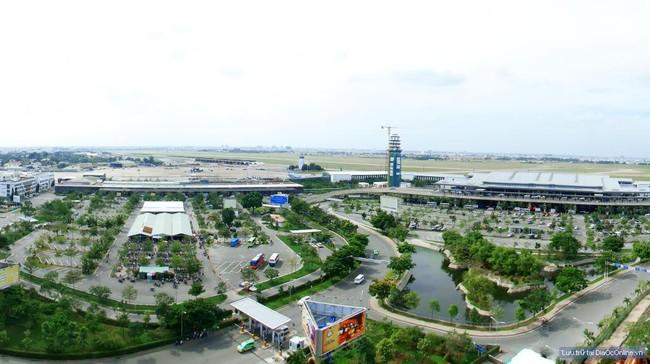 TPHCM: Xây công viên tại khu vực tường rào sân bay Tân Sơn Nhất