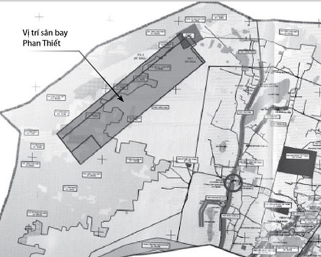 Bộ trưởng Thăng duyệt quy hoạch thêm một sân bay