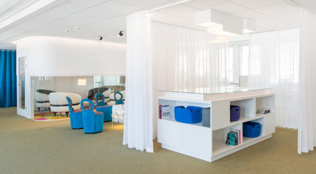 Bộ siêu tập thiết kế văn phòng cực độc và đẹp