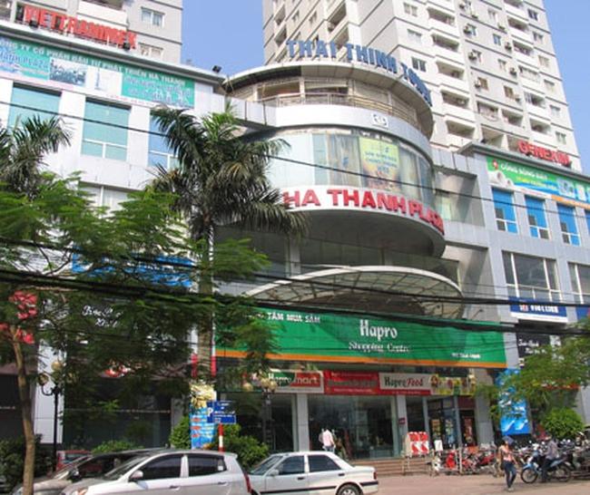 Chủ đầu tư Hà Thành Plaza bị dân phản đối