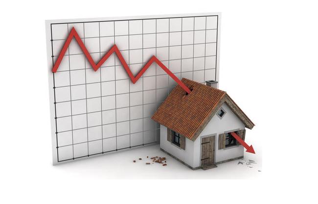 Giá nhà ở quay về mốc 7 năm trước