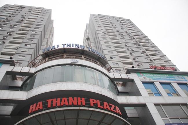 Chủ đầu tư tòa nhà Hà Thành bị 'kiện'