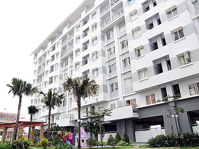 Khách hàng mua chung cư bị thu cả tiền sử dụng đất