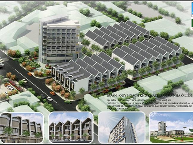 """Nghệ An """"khai tử"""" 2 dự án thủy điện, 3 dự án bất động sản"""