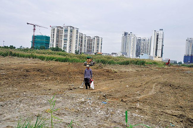 Thu hồi đất:  Không để riêng nhà đầu tư hưởng lợi