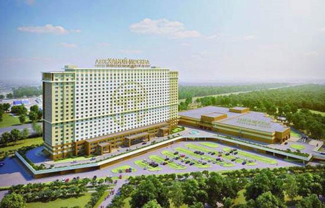 Sắp khánh thành tổ hợp bất động sản 240 triệu USD tại Nga