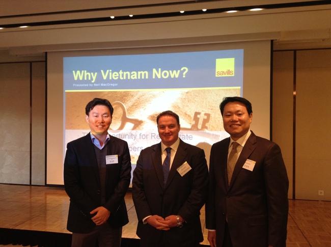 BĐS Việt Nam ở đáy của chu kỳ hút nhà đầu tư Hàn Quốc