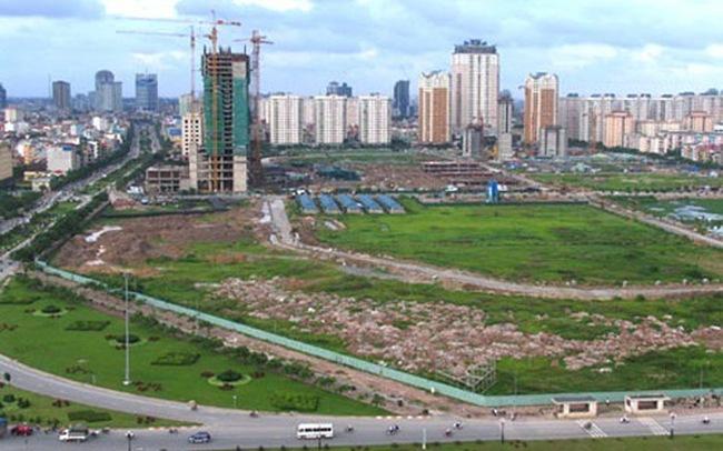 Hà Nội: Giá đất năm 2013 giảm 10 – 15%