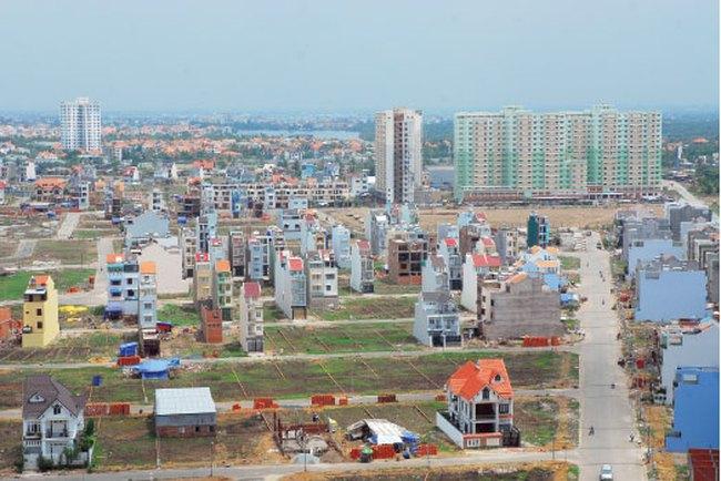 60/63 tỉnh thành được Chính phủ duyệt quy hoạch sử dụng đất đến năm 2020