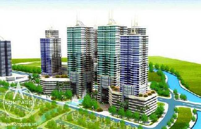 TP.HCM duyệt đồ án quy hoạch khu VII – VIII khu đô thị Tây Bắc