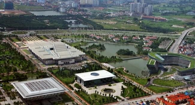 UBND Hà Nội yêu cầu sớm tổ chức bộ máy, nhân sự cho 2 quận mới
