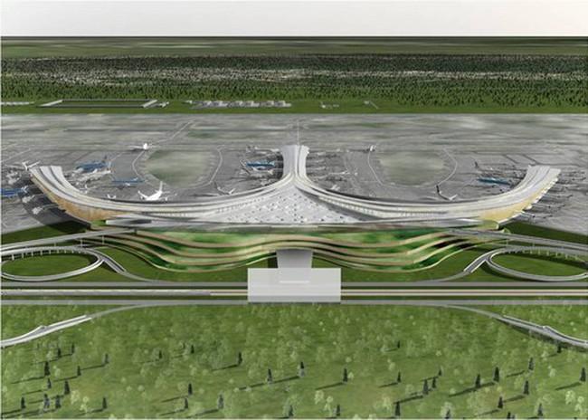Thủ tướng trả lời chất vấn về việc đầu tư xây dựng sân bay Long Thành