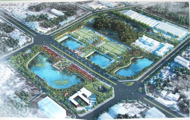 Thủ tướng đồng ý xây công viên, hồ điều hòa tại nghĩa trang Mai Dịch