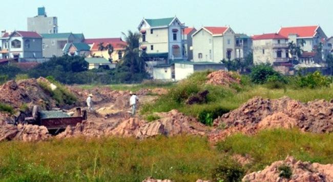 Hà Nội duyệt quy hoạch sử dụng đất 3 huyện đến 2020