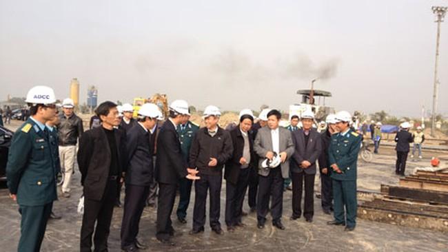 Sân bay Cát Bi sẽ thành cảng hàng không quốc tế từ 2015