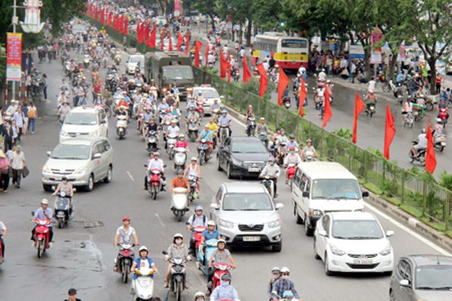 Hà Nội: Duyệt đồ án thiết kế hai bên tuyến đường Xuân Thủy