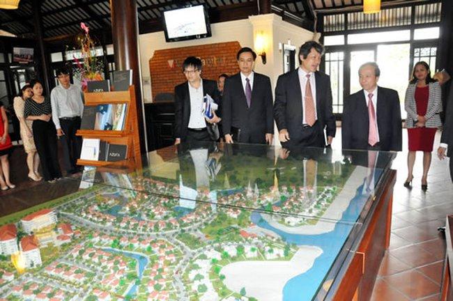 Đà Nẵng sẽ có Trung tâm thương mại cao cấp WTC (World Trade Center)