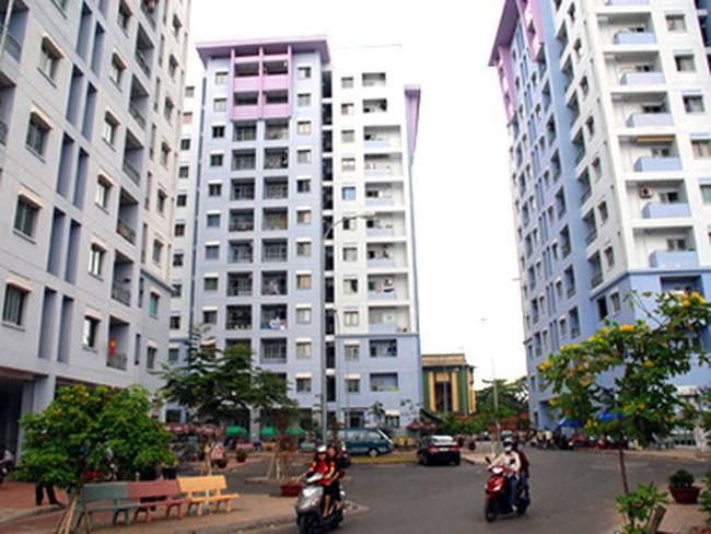 Chủ đầu tư được tự quyết định diện tích nhà chung cư