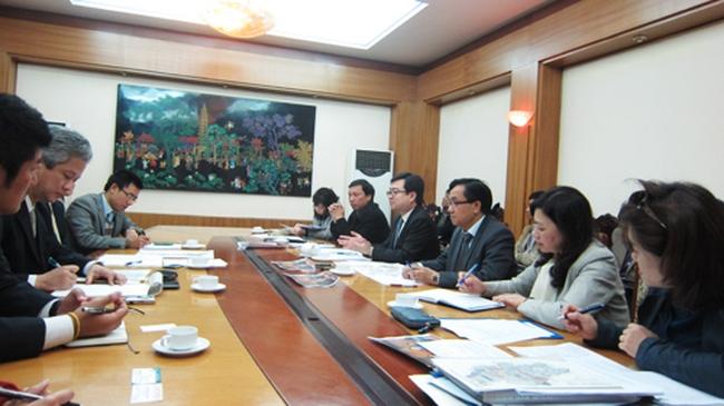 Tập đoàn Mitsui Fudosan Nhật Bản muốn đầu tư dự án đô thị sinh thái tại Bắc Hà Nội