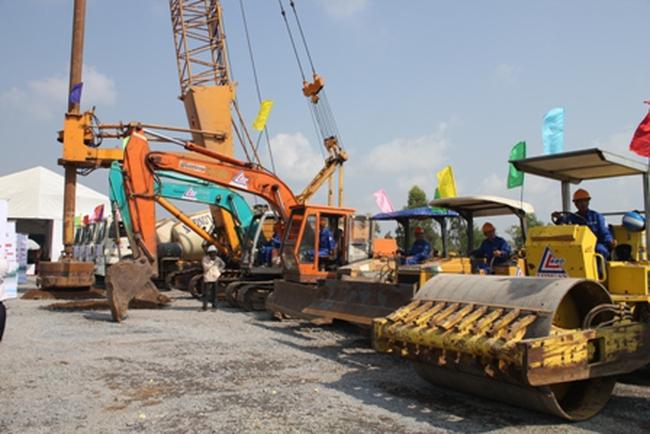 Hàng loạt công trình giao thông nghìn tỷ được khởi công đầu xuân