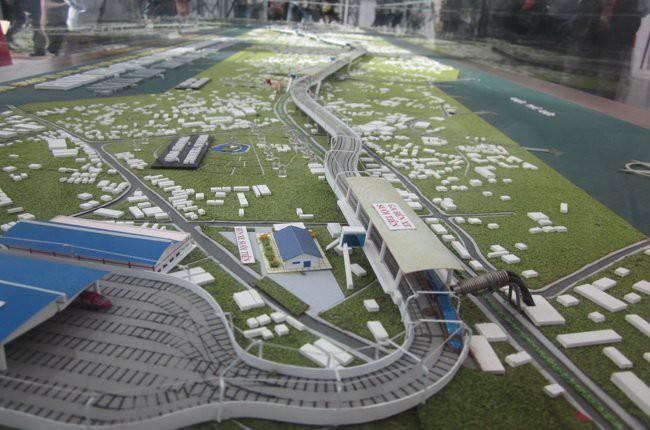 Sắp thi công ga ngầm metro Bến Thành - Suối Tiên
