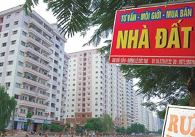 Cuộc tranh hùng của môi giới bất động sản phía Nam