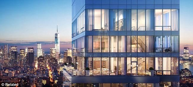 Đột nhập căn hộ penthouse nghìn tỷ của ông trùm Murdoch