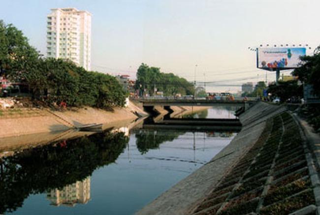 """Quy hoạch phân khu đô thị H2-3: Sẽ làm """"sống lại"""" sông Tô Lịch"""