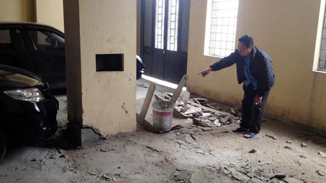 Hà Nội yêu cầu kiểm tra tình trạng xuống cấp tại Khu tái định cư Đồng Tầu
