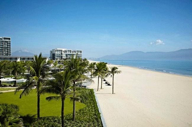 """Đà Nẵng: Khách sạn 5 sao lên """"ngôi vương"""""""