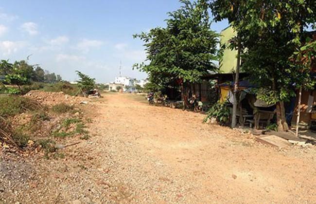 Dự án Tham Lương: 12 năm chưa giải tỏa xong