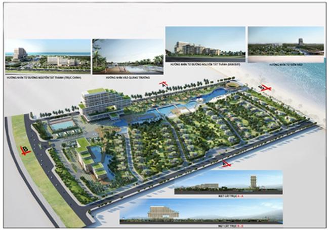 Khởi công khách sạn nghỉ dưỡng 90 triệu USD tại Cam Ranh